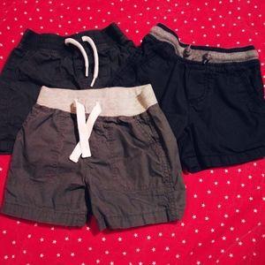 3pr Baby Boy Shorts